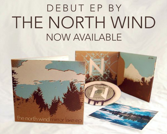 The North Wind - Mirror Lake EP